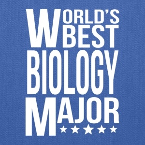 World's Best Biology Major - Tote Bag