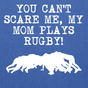My Mom Plays Rugby - Tote Bag