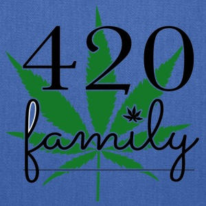 420 Family Weed - Tote Bag