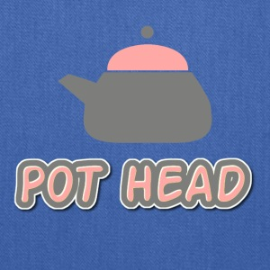 Pot Head - Tote Bag