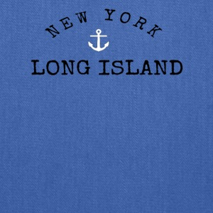 Long Island, New York Anchor - Tote Bag