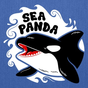 Sea Panda Orca - Tote Bag
