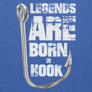 Legends Are Born in HOOK - Tote Bag