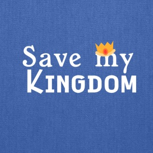 Save my kingdom - Tote Bag