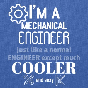 I'm a mechanical engineer - Tote Bag