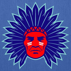 indian_chief_head - Tote Bag