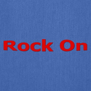 Rock On RED - Tote Bag