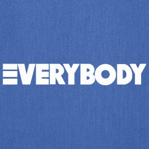 Everybody White - Tote Bag