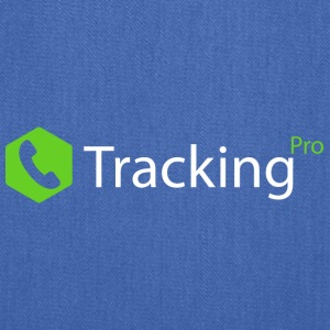 Call Tracking Pro Full Logo - Tote Bag