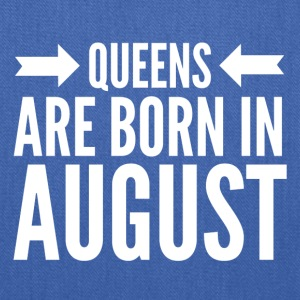 Queens Born August - Tote Bag