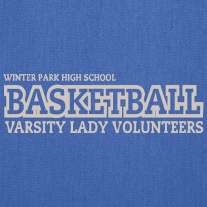 WINTER PARK HIGH SCHOOL BASKETBALL VARSITY LADY VO - Tote Bag