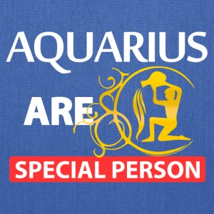 Aquarius are special person - Tote Bag
