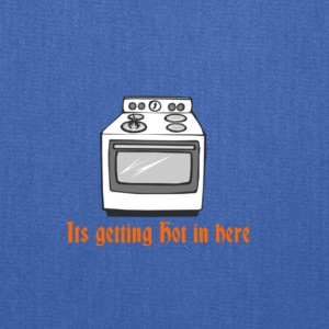 itsgettinghot - Tote Bag