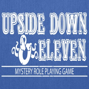 Upside Down and Eleven - Tote Bag