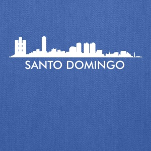 Santo Domingo Dominican Republic Skyline - Tote Bag