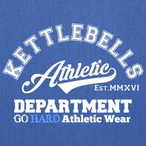Kettlebell Athletic Department - Tote Bag