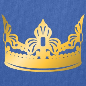 king-vip-golden-crown-roya-gold-boss-logo-vector - Tote Bag