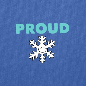 Proud precious little snowflake - Tote Bag