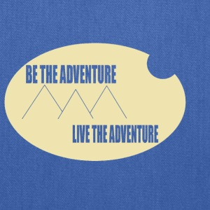 Be The Adventure - Tote Bag
