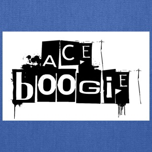 official logo for rap star Ace Boogie - Tote Bag