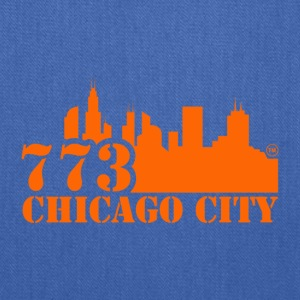 773 CHICAGO CITY - Tote Bag
