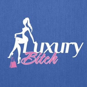 Luxury Bitch White Pink - Tote Bag