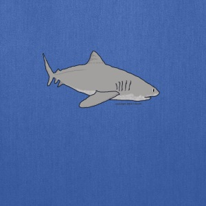 Shark! - Tote Bag