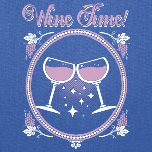Wine Time! - Tote Bag