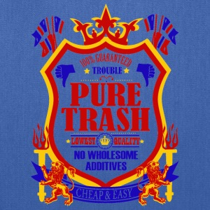 pure trash - Tote Bag