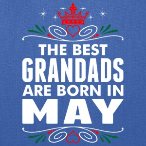 The Best Grandads Are Born In May - Tote Bag