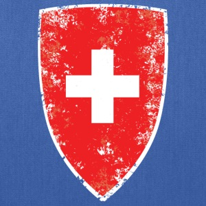 Swiss Flag - Tote Bag
