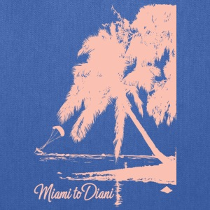 Miami To Diani Pink Edition - Tote Bag