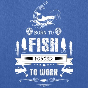 Fisher! Angler! Hooker! funny! Birthday! Fishing! - Tote Bag