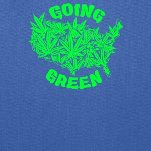 Going Green - Tote Bag