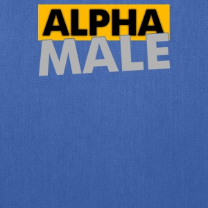Alpha Male2 - Tote Bag
