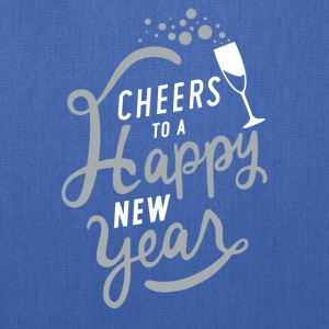 Cheers To A Happy New Year - Tote Bag