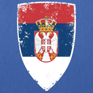 Flag of Serbia - Tote Bag