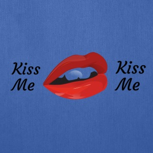 Kiss Me - Tote Bag