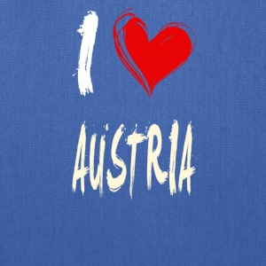 I love AUSTRIA - Tote Bag