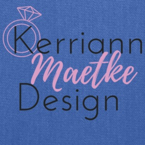 Kerriann Maetke Design Logo - Tote Bag