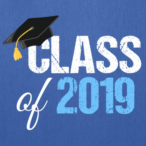 Class of 2019 Senior Graduation - Tote Bag