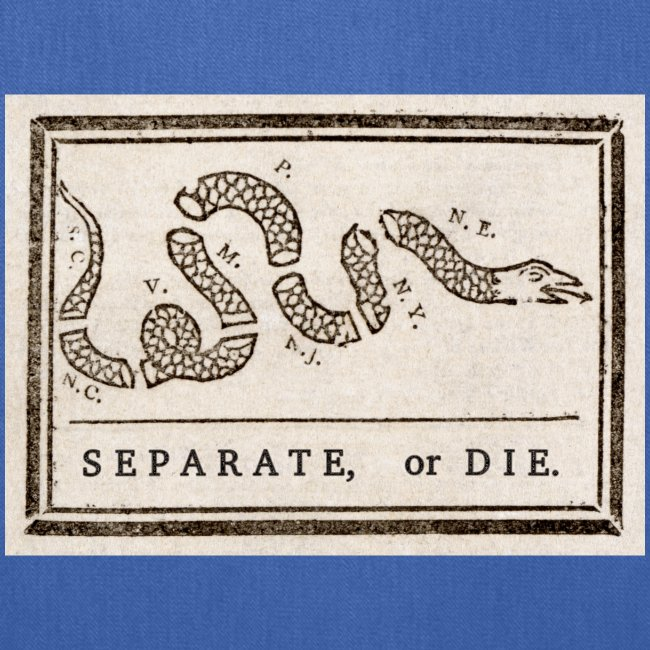 Separate or Die (Join or Die)