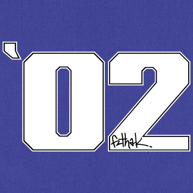 2002 (White)