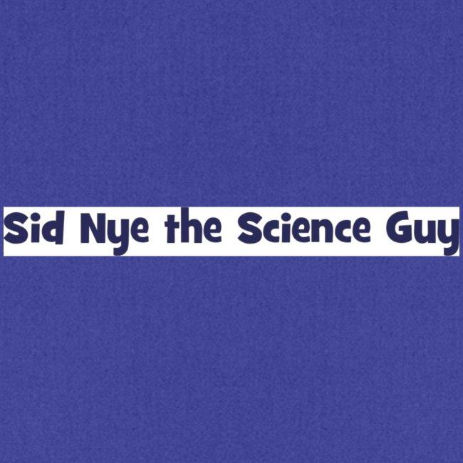 Sid Nye The Science Guy