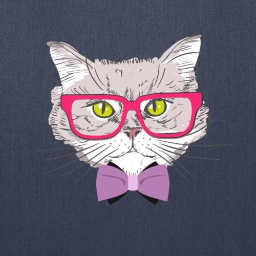 Cute Cat Green Eyes T-shirt - Tote Bag