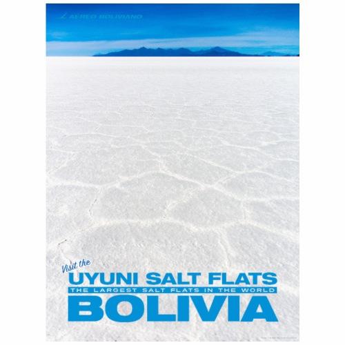 Vintage Bolivia Travel Poster - Tote Bag