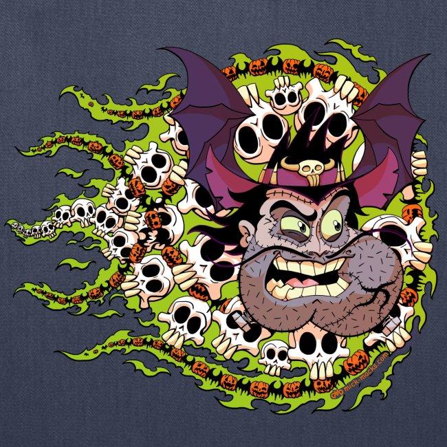 Halloween 2020 Ranger Dentface Sticker