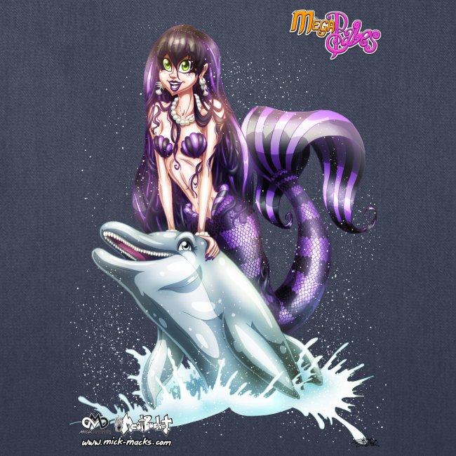 MegaBabes Dot Mermaid