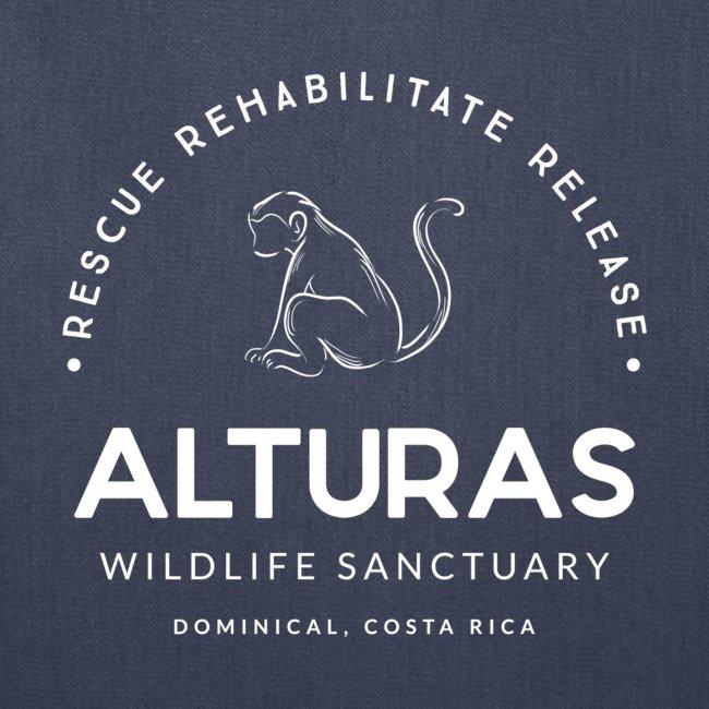 Full Alturas Wildlife Sanctuary Logo
