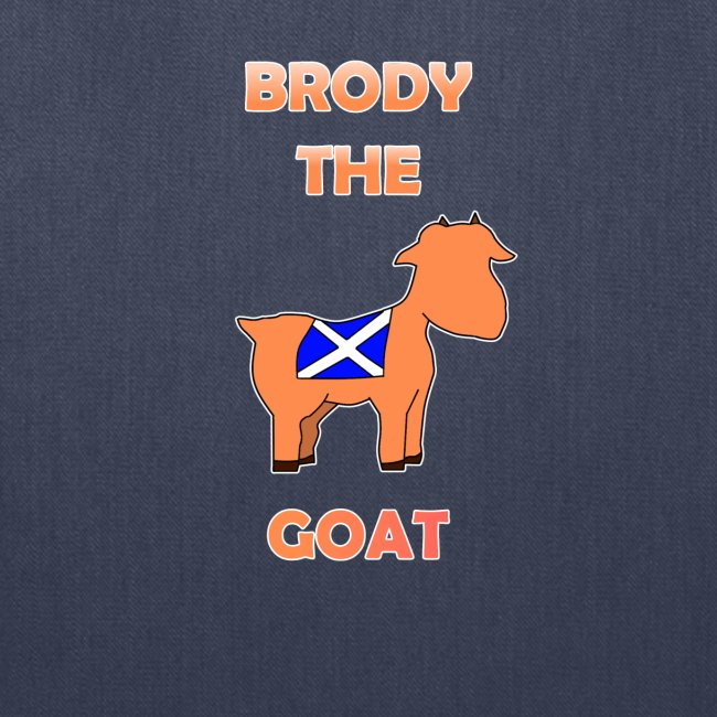 Brody the goat
